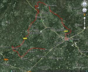 (2015 - 08 - 25) Imagen_GoogleEarth dia da bicicleta
