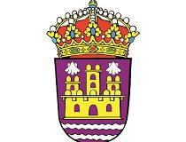 ESCUDO SANTA COMBA (SIN LETRAS) (CUADRADO) (210X210)