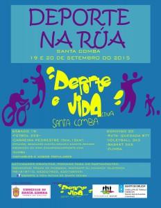 (2015 - 09 - 02) deporte na rua