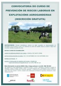 PREVENCIÓN DE RISCOS LABORAIS EN EXPLOTACIÓNS AGROGANDEIRAS
