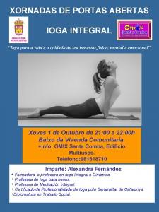 (2015 - 09 - 25) XORNADA PORTAS ABERTAS INTEGRAL