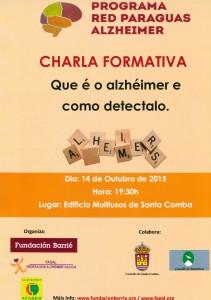 (2015 - 10 - 02) CHARLA ALZHEIMER