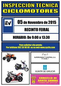 (2015 - 11 - 05) ITV CICLOMOTORES