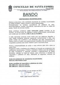 (2015 - 19 - 05) BANDO VERTEDOIROS