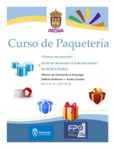 (2015 - 11 - 20) PAQUETERIA