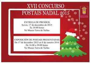 (2015 - 12 - 15) cartel postal 2015