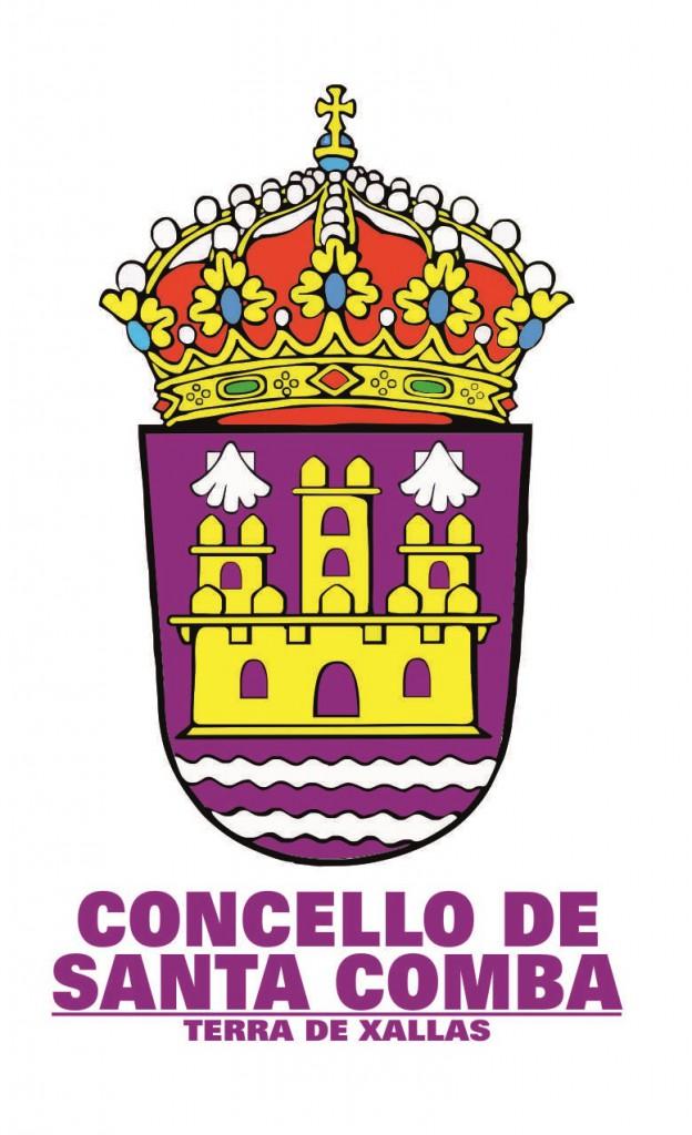 Escudo Oficial do Concello de Santa Comba