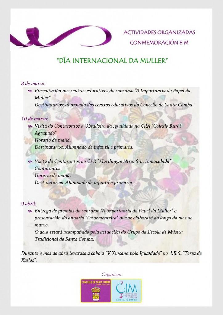(2016 - 03 - 04) DIA INTERNACIONAL DA MULLER