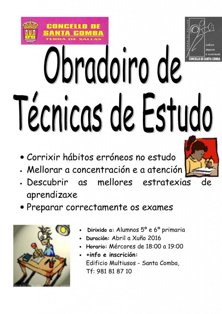 (2016 - 03 - 10) CARTEL_TeCNICAS_ESTUDO_2016_