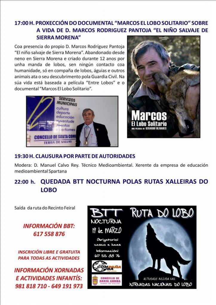 (2016 - 03 - 18-19) XORNADAS NACIONAIS DO LOBO 4-4