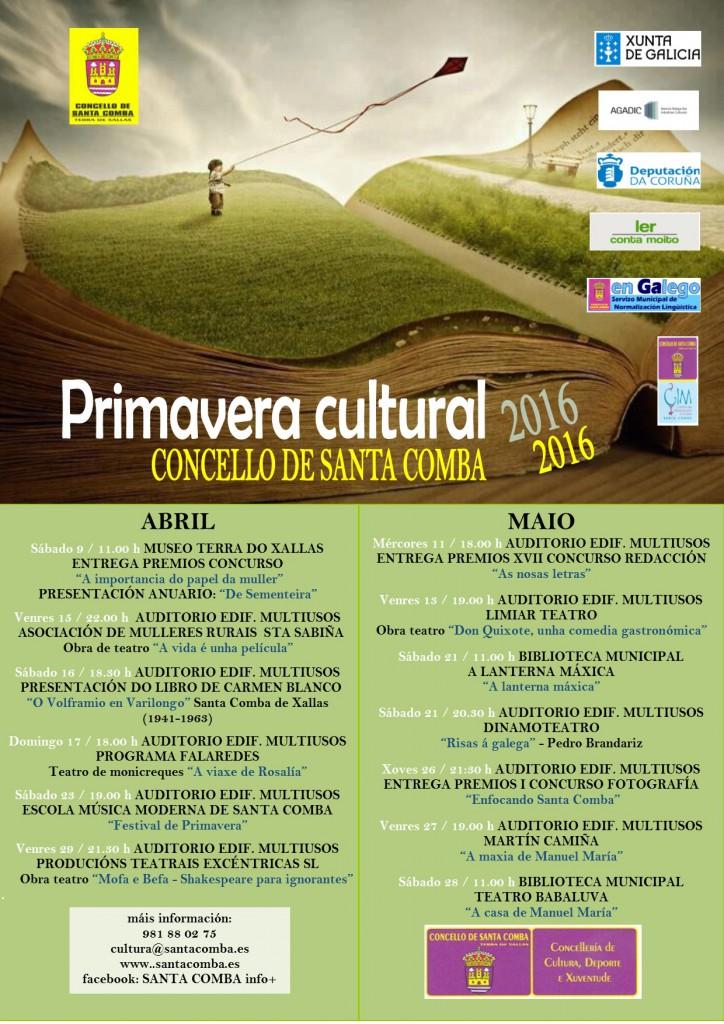 (2016 - 04 - 05) a3 CARTEL PRIMAVERA-BEL