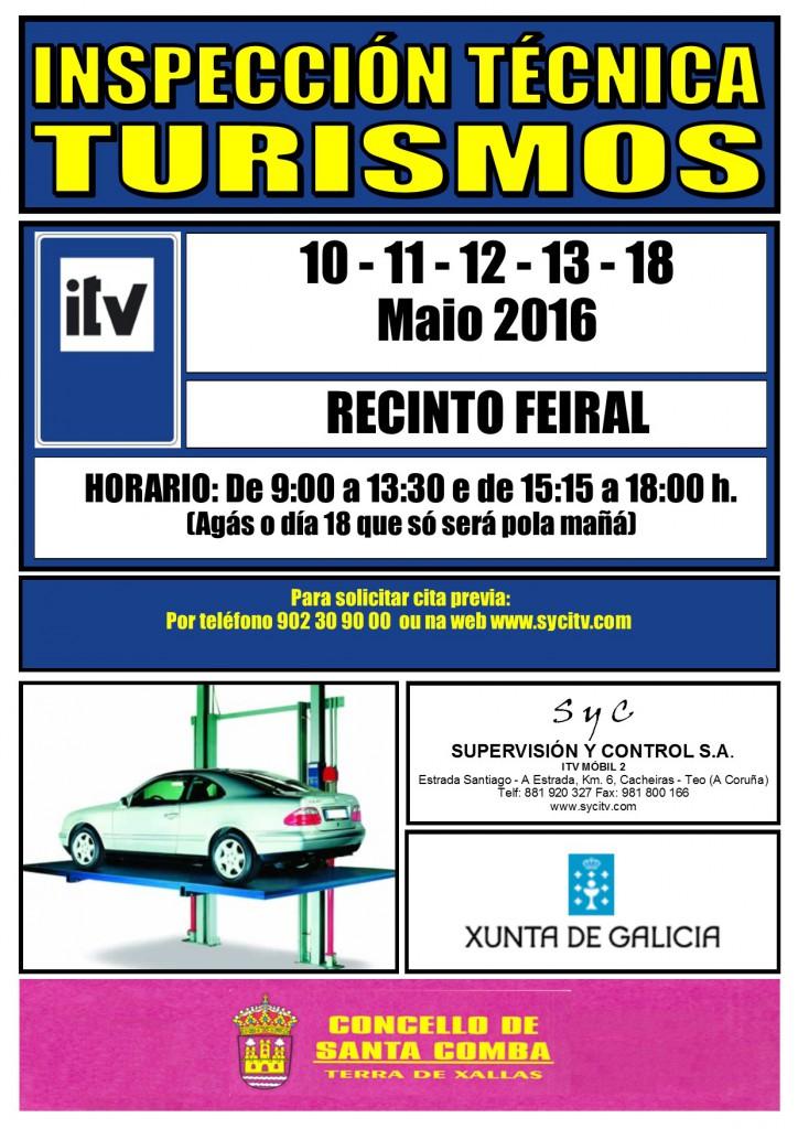 (2016 - 05 - 10) ITV TURISMOS
