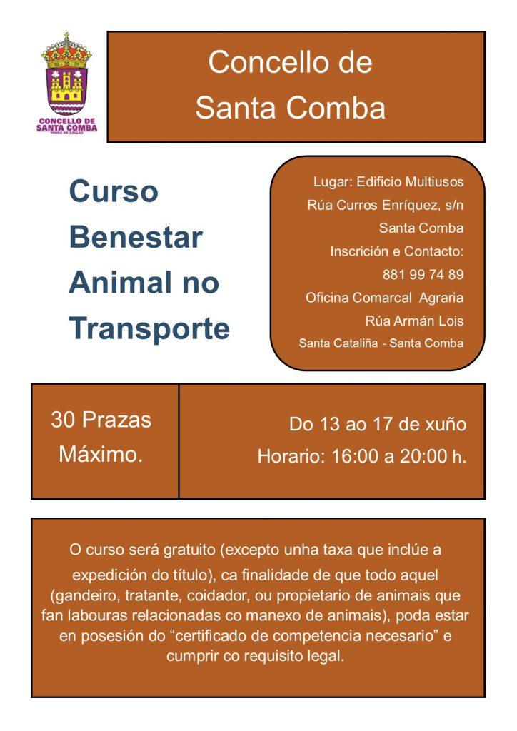 (2016 - 05 - 09) curso benestar animal