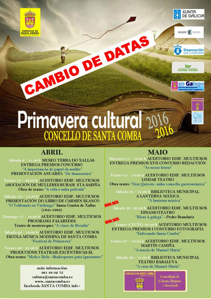 (2016 - 05 - 18) CARTEL PRIMAVERA novas datas