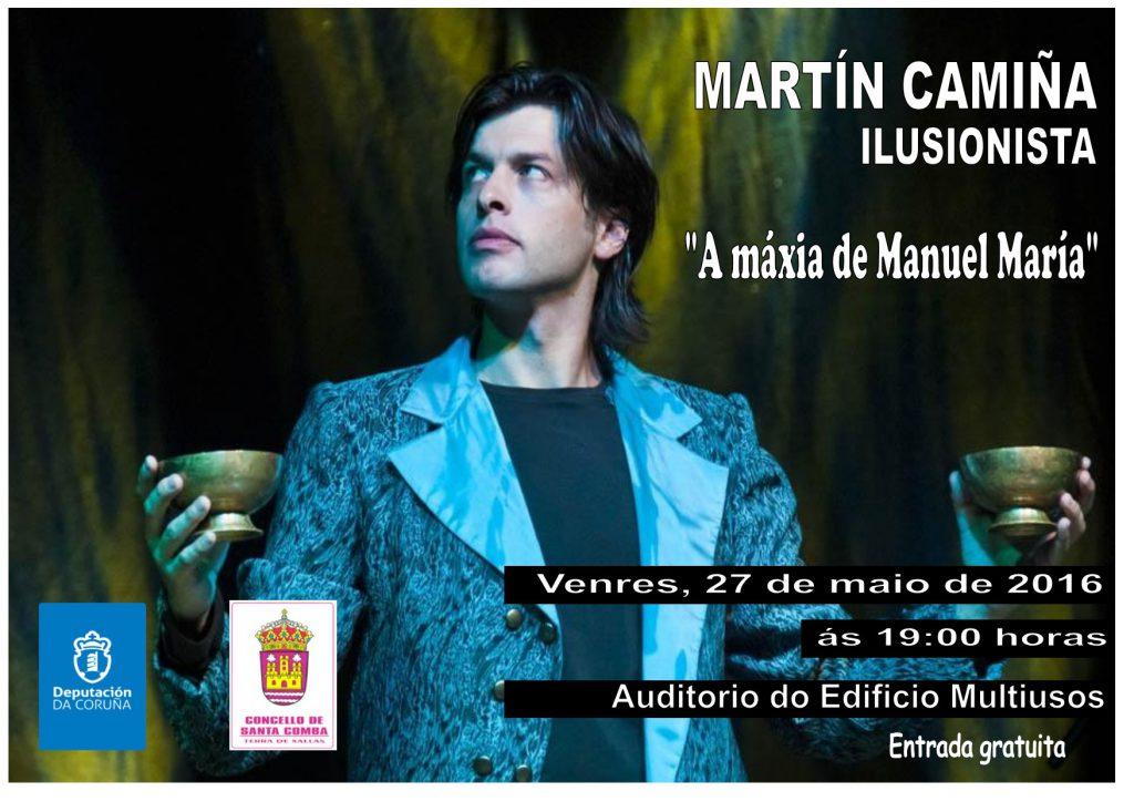 (2016 - 05 - 24) cartel martin camiña