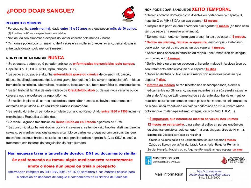 (2016 - 05 - 25) Requisitos para doar sangue.page1