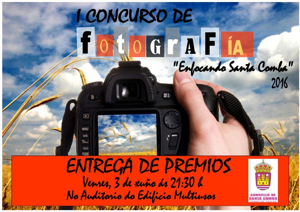 (2016 - 05 - 31) entrega premios FOTOGRAFIA