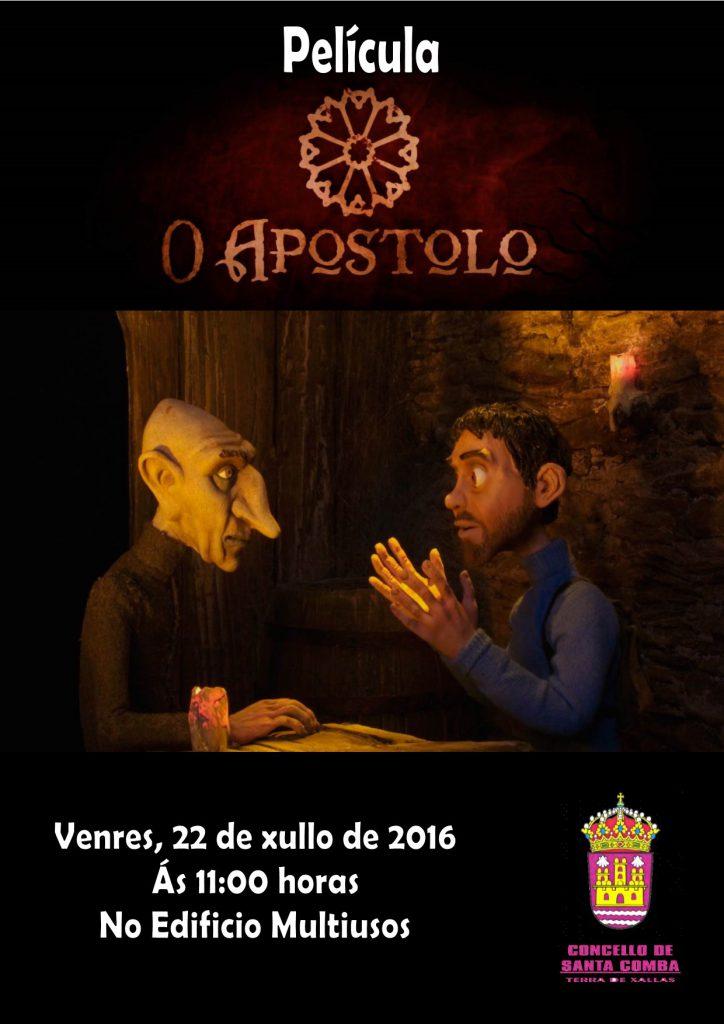 (2016 - 07 - 21) cartel o apostolo