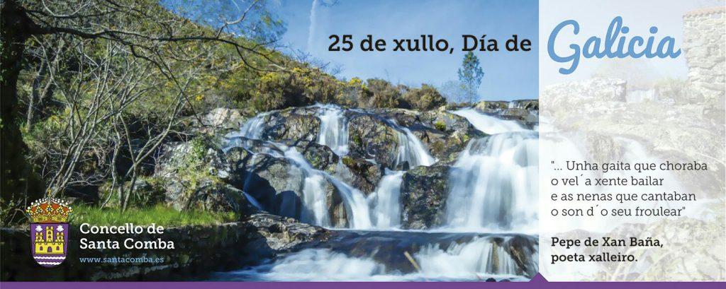 (2016 - 07 - 25) DIA DE GALICIA