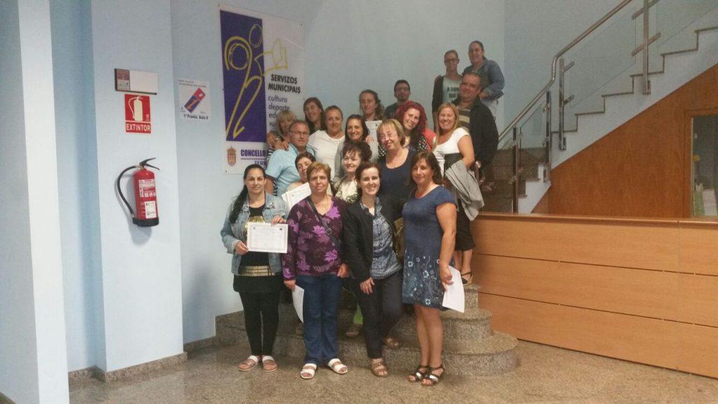 (2016 - 08 - 11) Entrega diplomas cursos AFD e PAE 2015 1