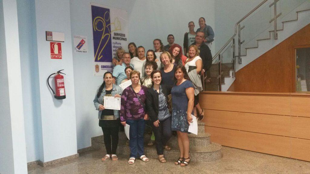 (2016 - 08 - 11) Entrega diplomas cursos AFD e PAE 2015 2