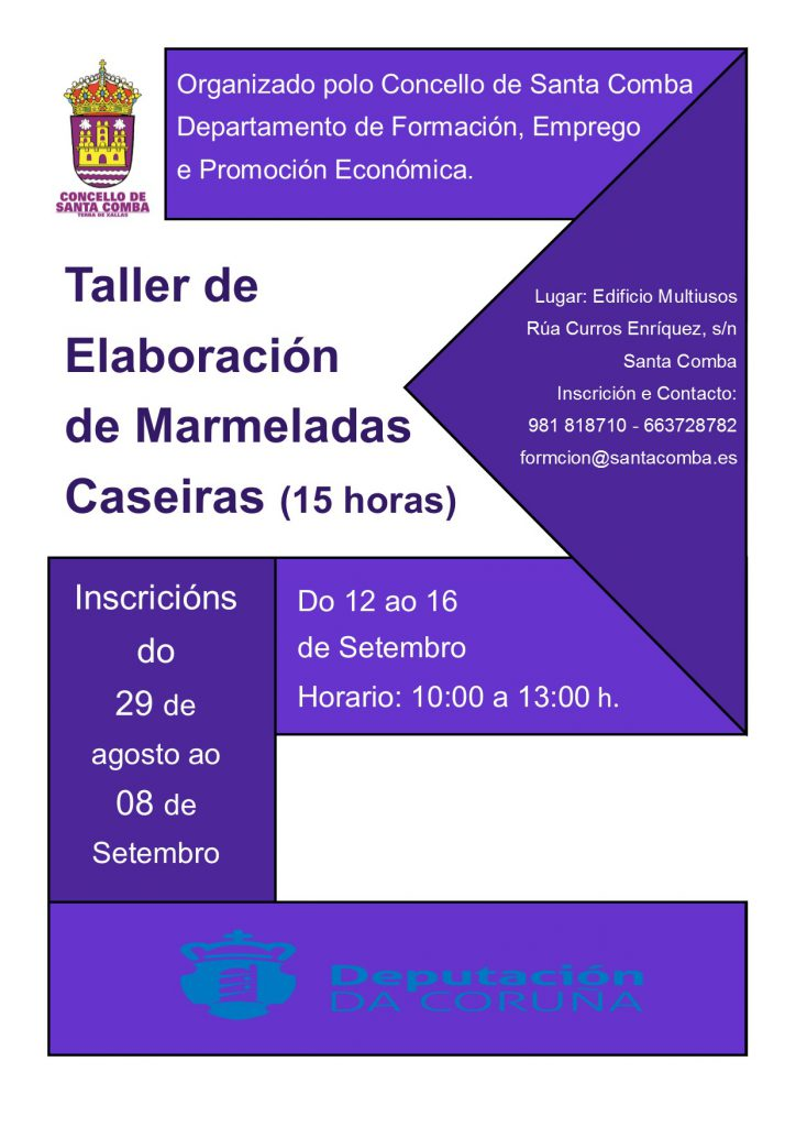 (2016 - 08 - 24) Curso Marmelada