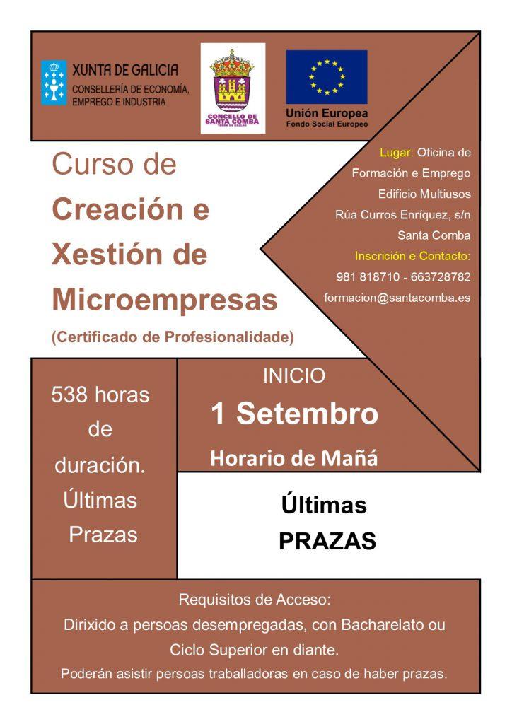 (2016 - 08 - 24) Curso Microempresas