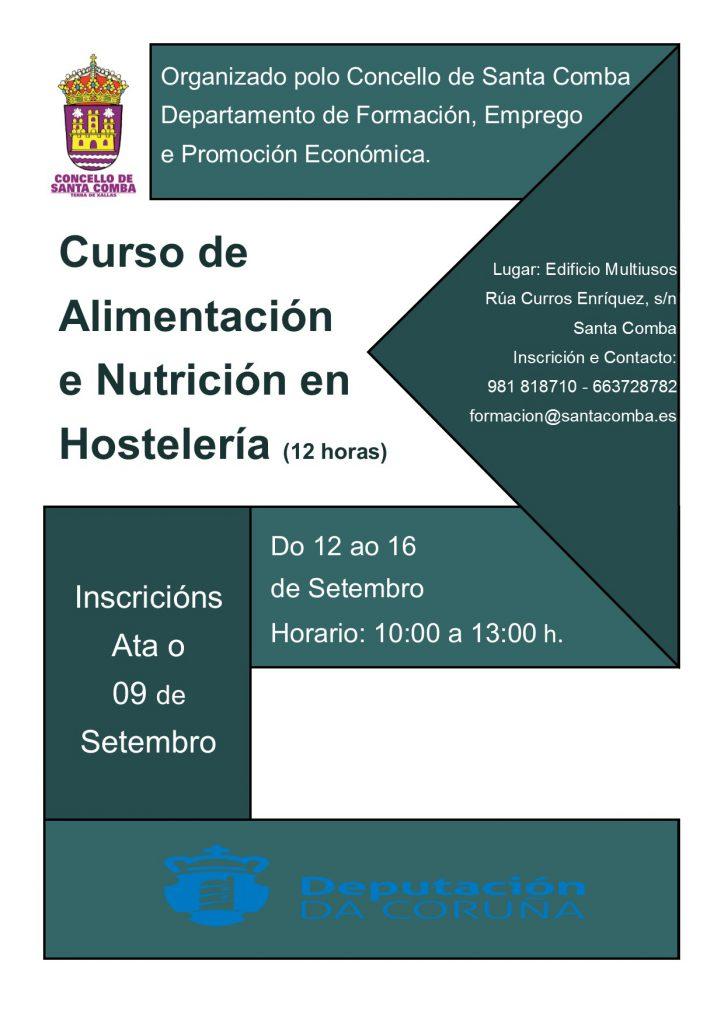 (2016 - 08 - 25) curso alimentacion e nutricion