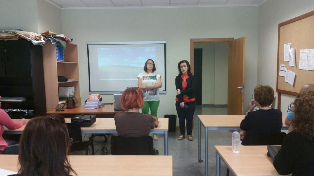 Presentación do Curso AFD de Atención Sociosanitario a Persoas Dependentes en Institucións Sociais