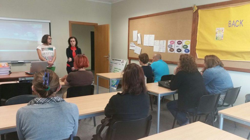 Presentación do Curso AFD de Atención Sociosanitario a Persoas Dependentes en Institucións Sociais 2